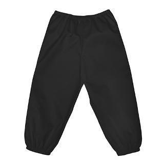 Pantalón impermeable negro