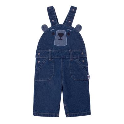 Jardinera Jeans niño Azul Historia de un Oso