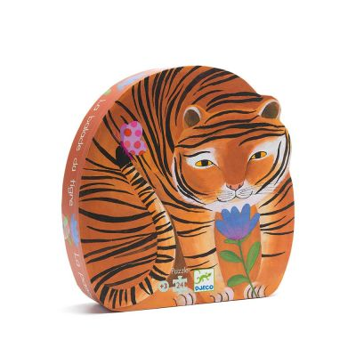 Puzzle Tigre 24 pcs