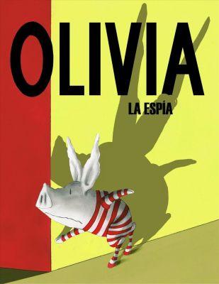 Libro Olivia la espía