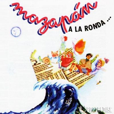 CD de música Mazapán Rondas