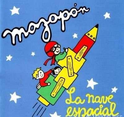 CD de música Mazapán Nave