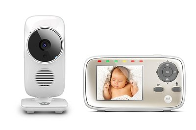 Camara Monitor Motorola Wifi