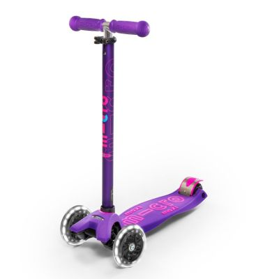 Micro Scooter Maxi Micro Deluxe LED