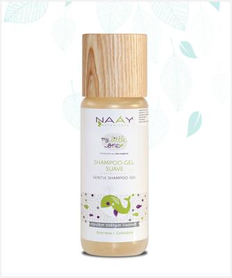 Shampoo - Gel de Baño Bebé