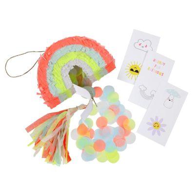 Piñatas Mini de Arcoiris
