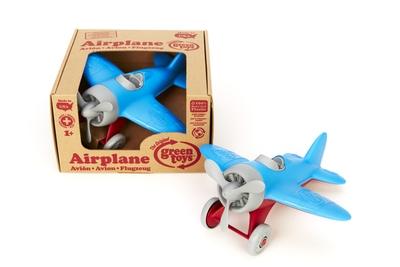Avión Azul Green Toys