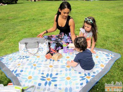 Manta de picnic