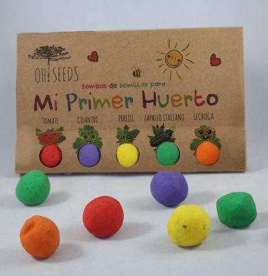 Kit Mi Primer Huerto