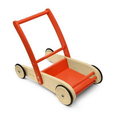 Carrito Andador Roda rojo