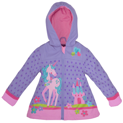 Impermeable Unicornio