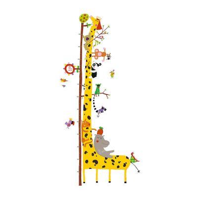 Jirafa para medir altura
