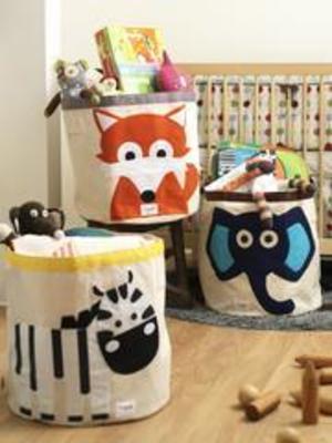 Organizador redondo para juguetes