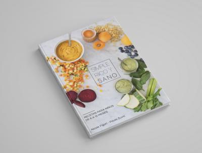 Libro Simple Rico y Sano
