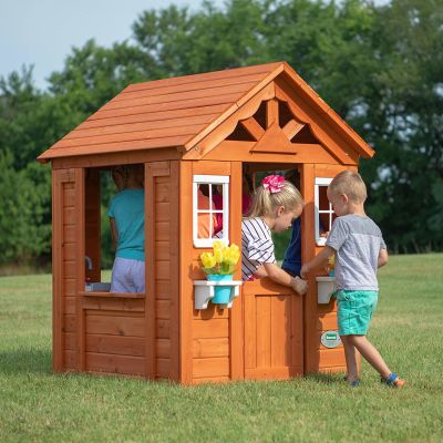 Casa de Juego madera Timberlake