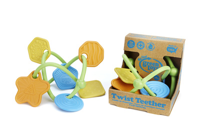 Mordedor Twist Green Toys