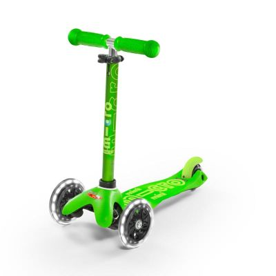 Scooter Mini Micro Deluxe con luz led