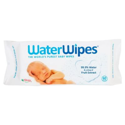 Water Wipes (60 Toallitas)