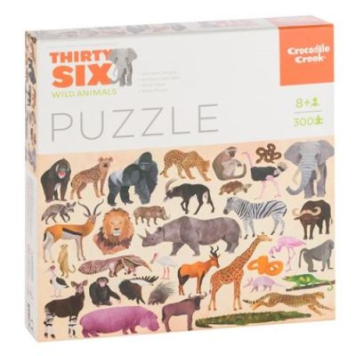 Puzzle Animales Salvajes 300 pcs