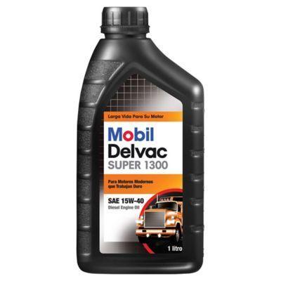 MOBIL DELVAC SUPER 1300 15W-40, 1LT