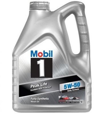 MOBIL 1 5W-50, 4LT