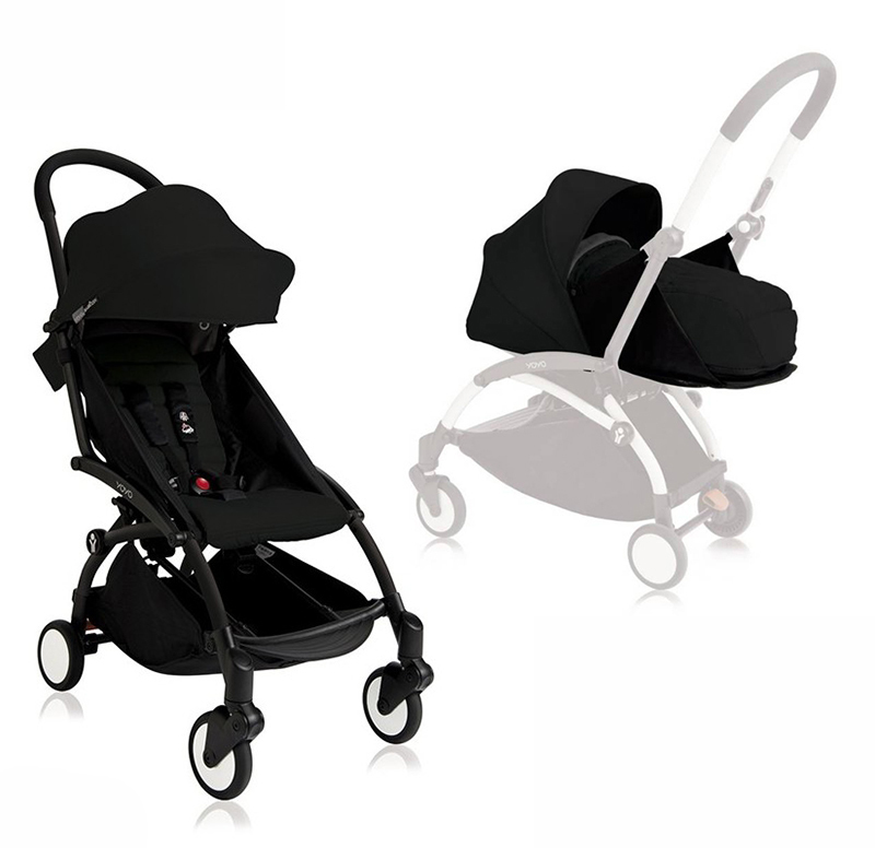 Travel System Coche YOYO+Babyzen Frame & Newborn Pack & 6+Color Pack ...