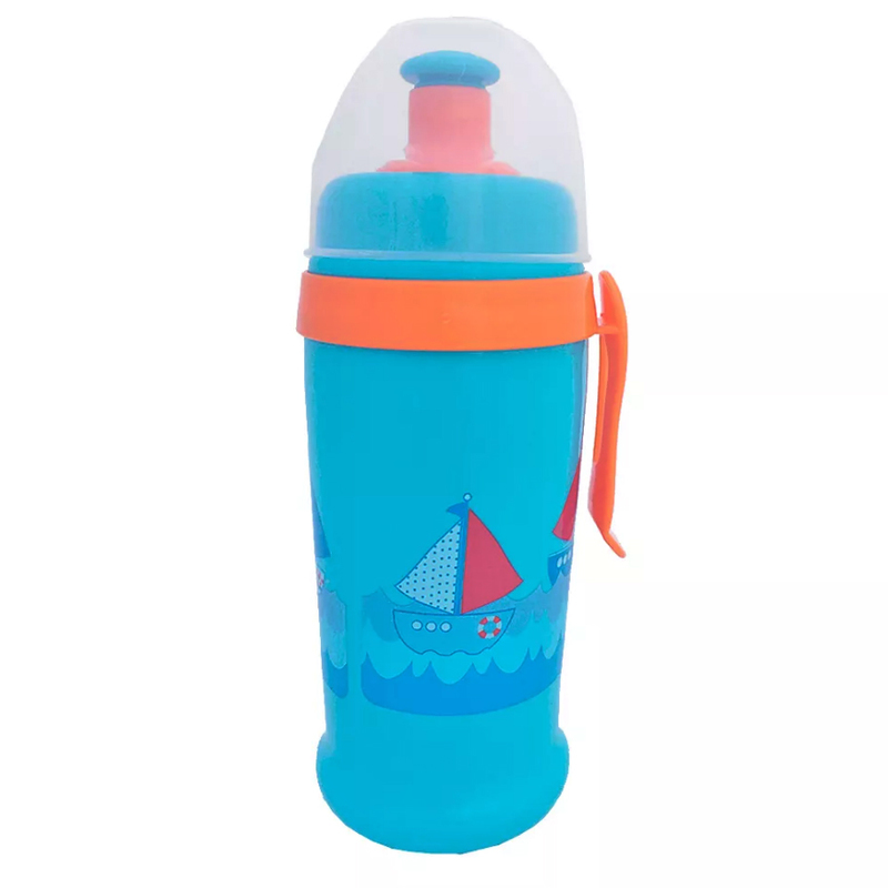 Taza Infantil Paso 3 Pull Up Boy
