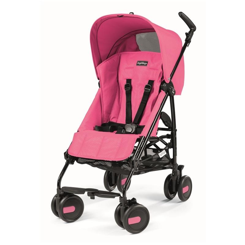 Coche de Paseo Pliko Mini Pink