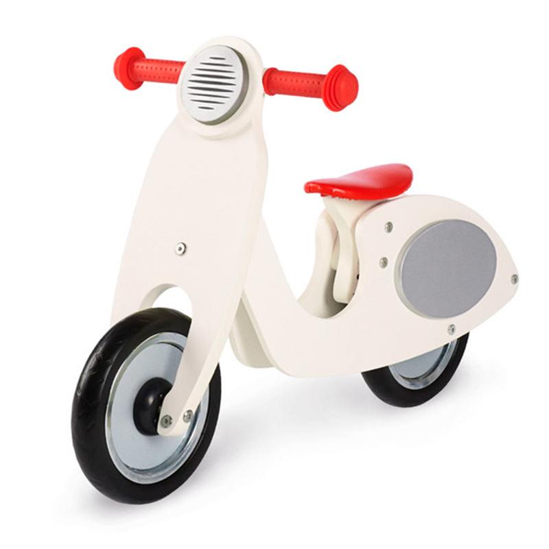 Bicicleta Madera Vespa Wanda