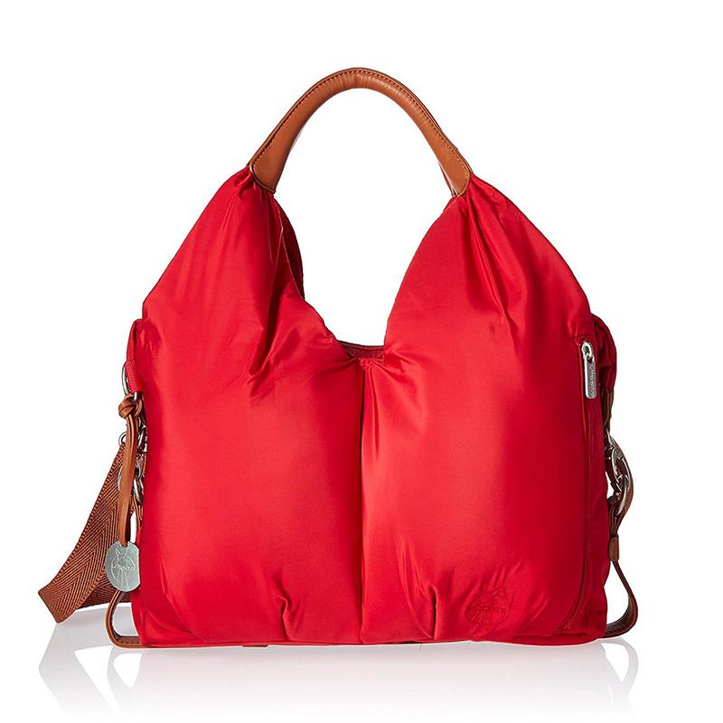 Bolso Maternal Glam Signature Bag Lässig Red