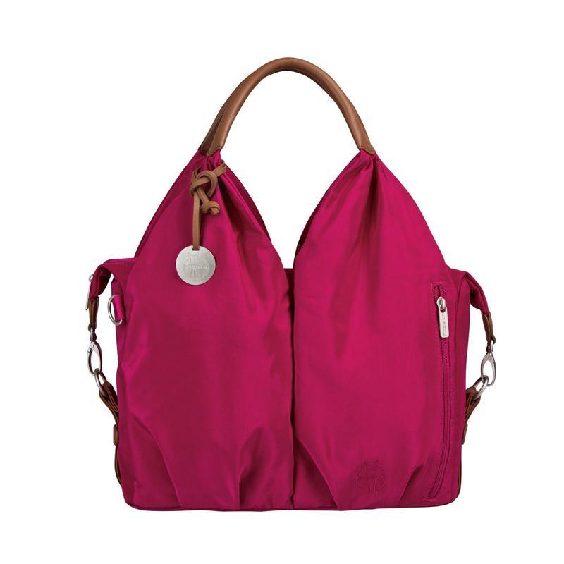 Bolso Maternal Glam Signature Bag Lässig Festival Fuchsia