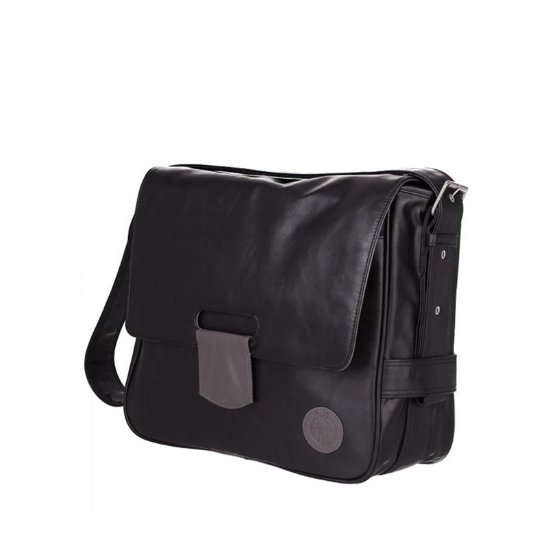 Bolso Maternal Tender Messenger Bag Black Lässig