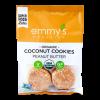 Coconut cookies - Penaut butter