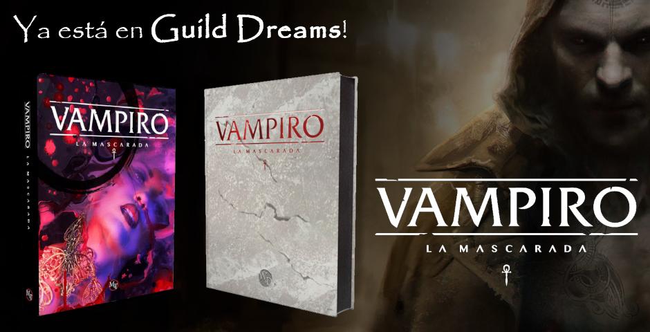 Vampiro 5ta Edicion