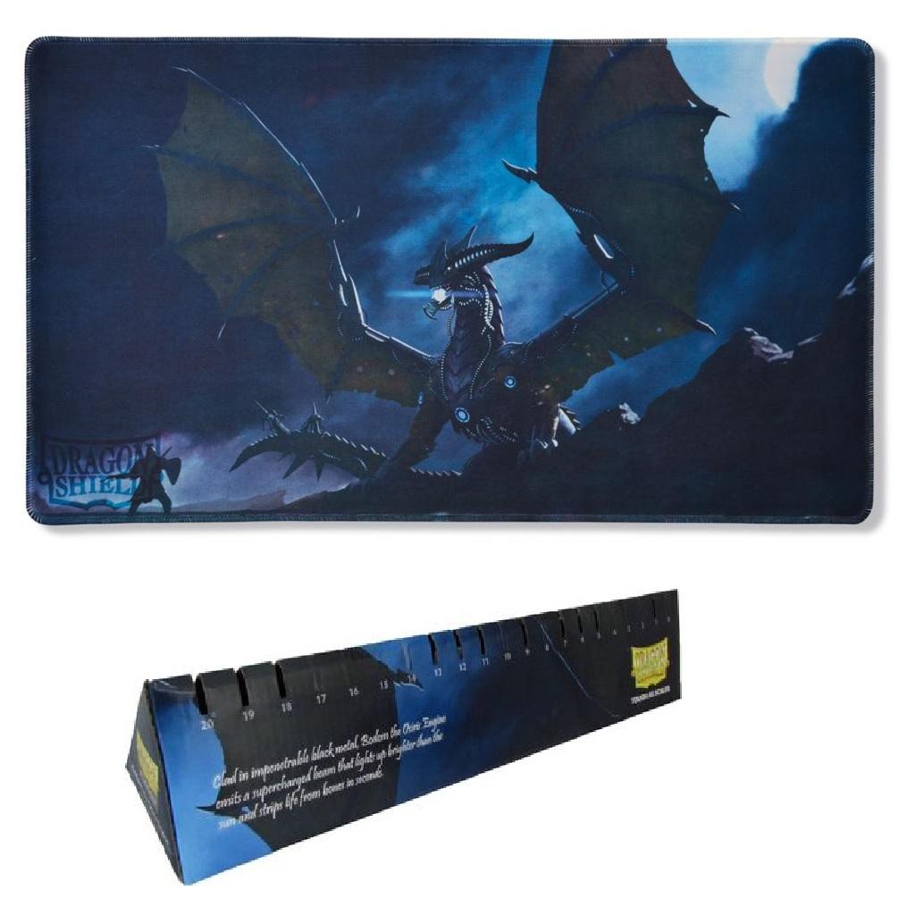 Dragon Shield Playmat Jet