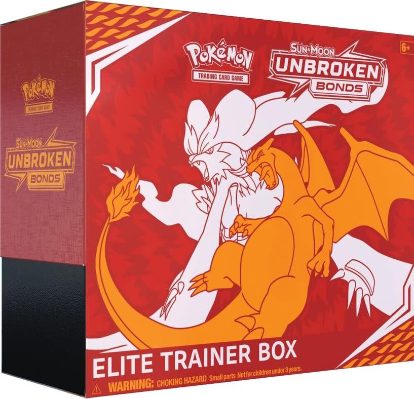 Sun & Moon Unbroken Bonds - Elite Trainer