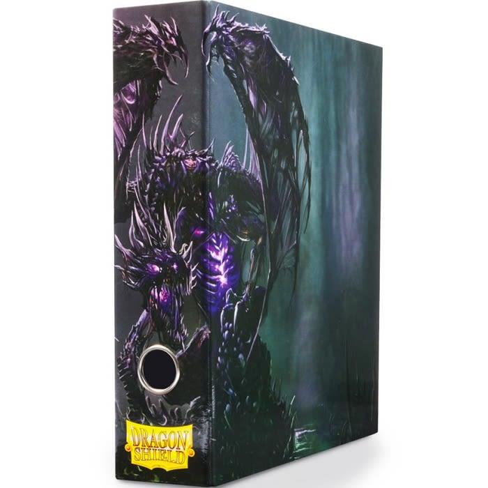 Archivador Dragon Shield Binder - Black Dragon