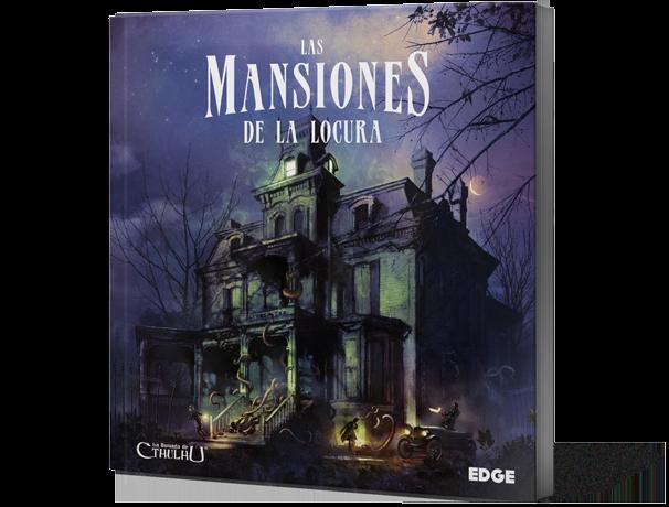 La Llamada Cthulhu: Las Mansiones de la Locura - Juego de Rol