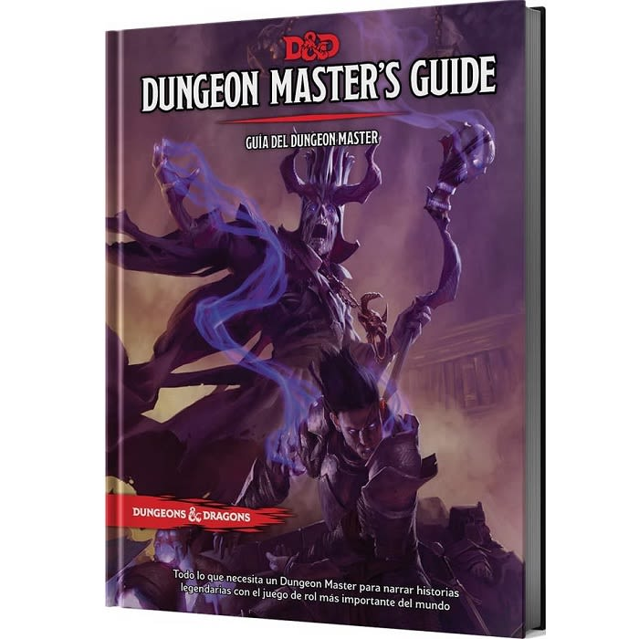D&D 5th Ed. Guía del Dungeon Master's