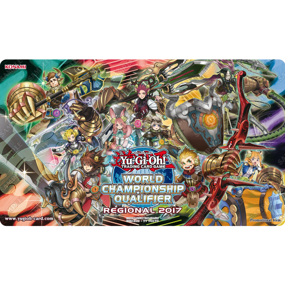 Playmat Yu-Gi-Oh! - Zoodiac Monsters