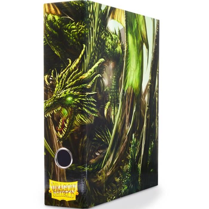 Archivador Dragon Shield Binder - Green Dragon