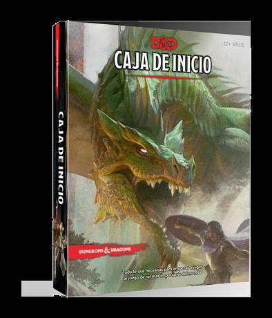 D&D 5th Ed. Caja de Inicio