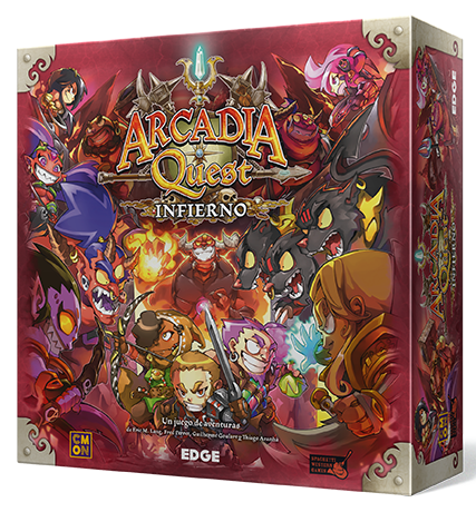 Arcadia Quest - Infierno