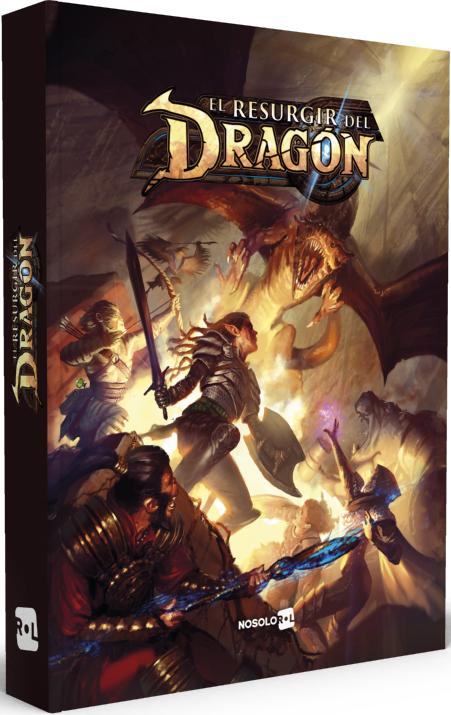 El Resurgir del Dragón - Libro Básico