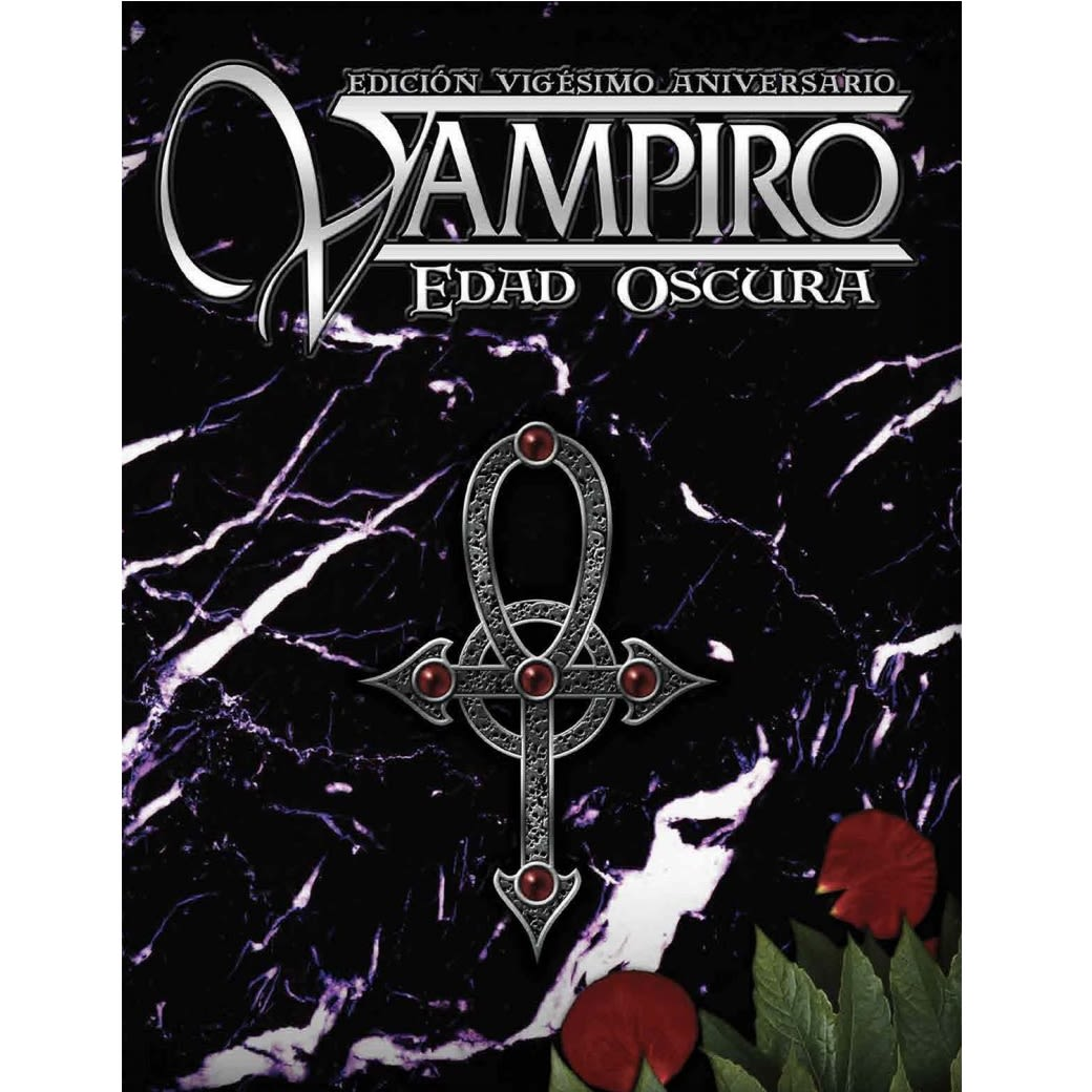Vampiro: Edad Oscura - Edición Vigésimo Aniversario