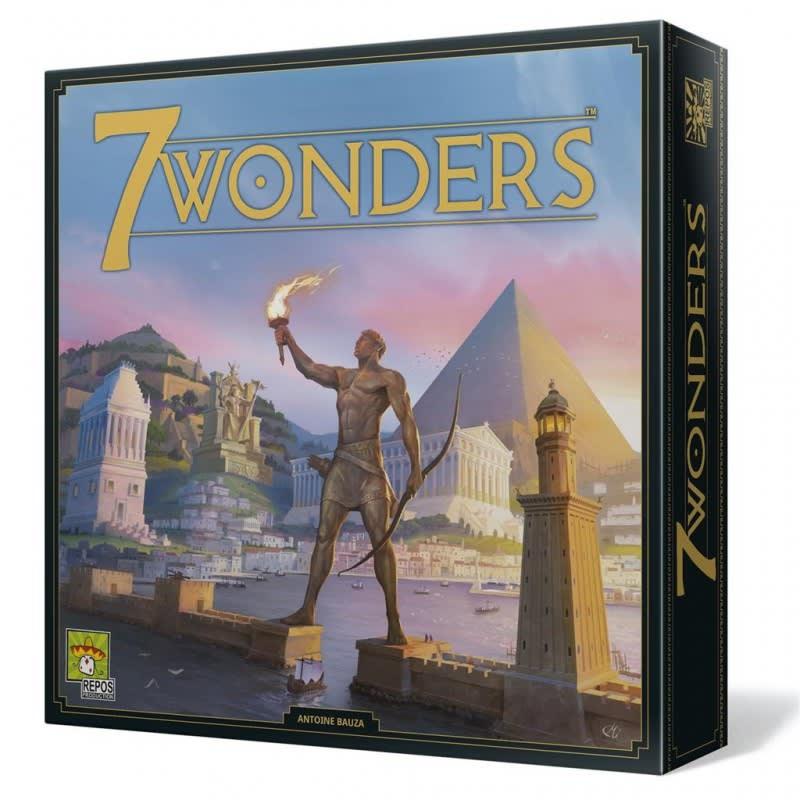 7 Wonders 2ª Edición
