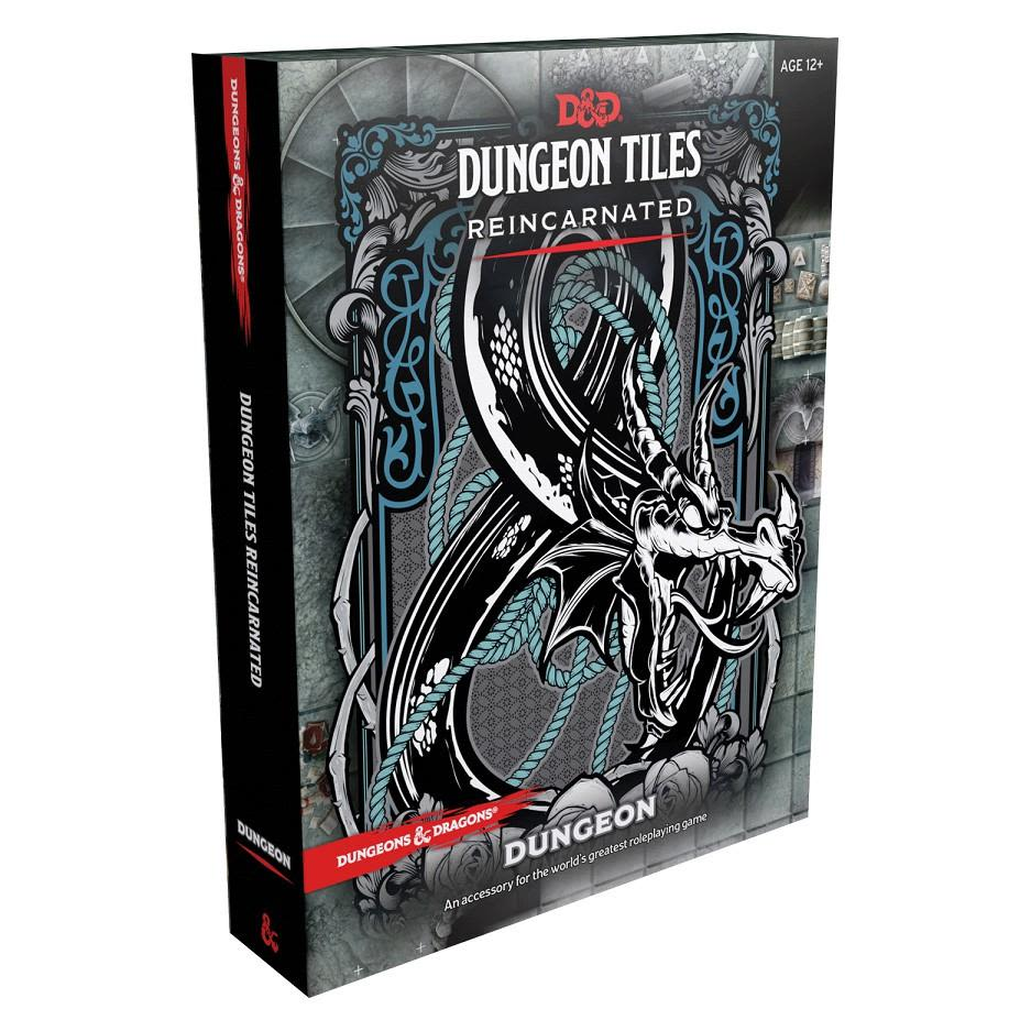 D&D 5th Ed. Dungeon Tiles Reincarnated - Dungeon