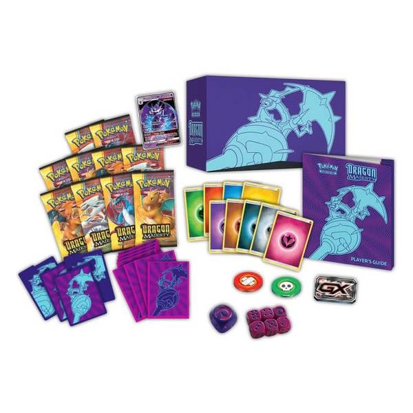 Dragon Majesty - Elite Trainer Box