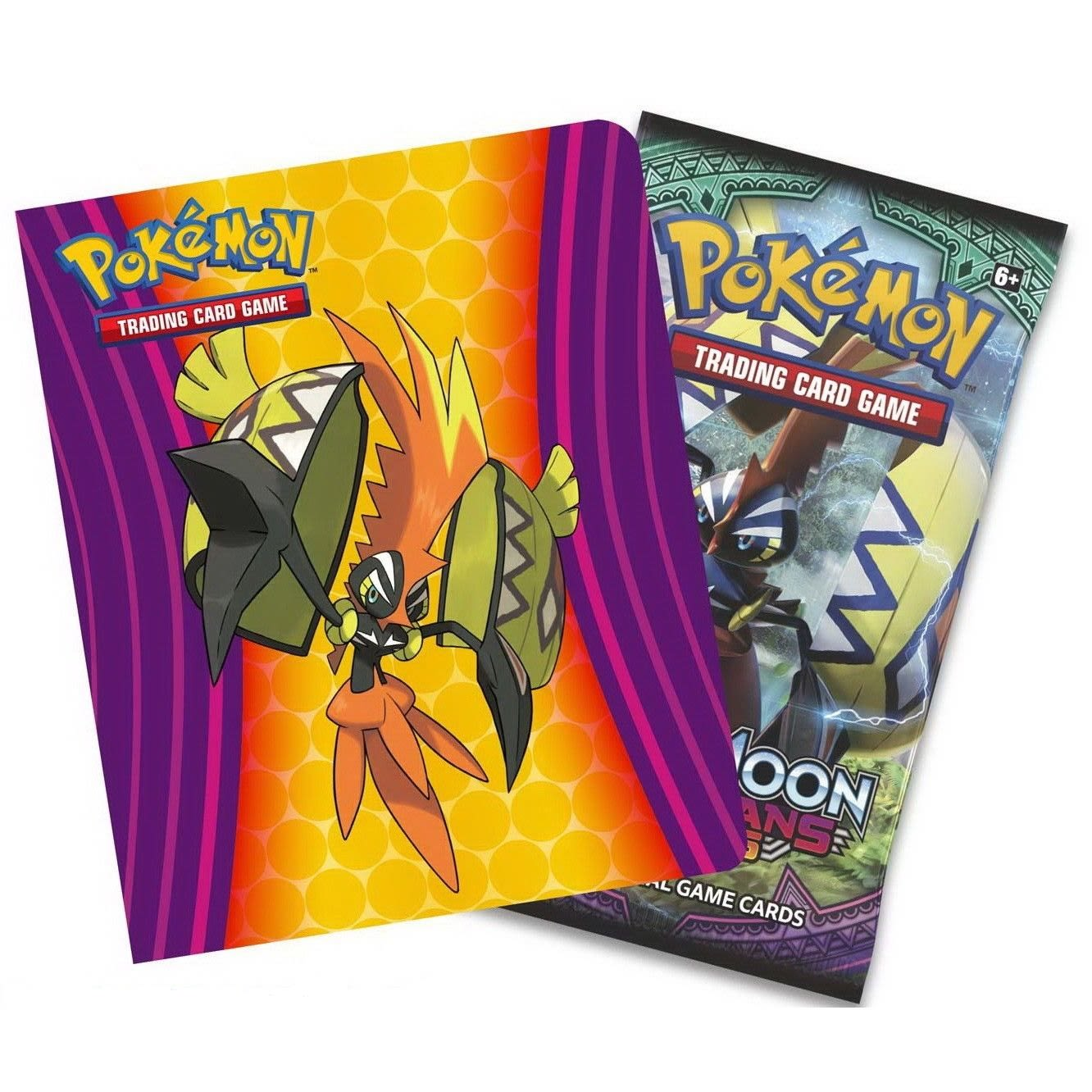 Sun & Moon Guardians Rising - Mini Album con Booster