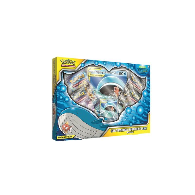 Salpicadura Imponente GX - Colección